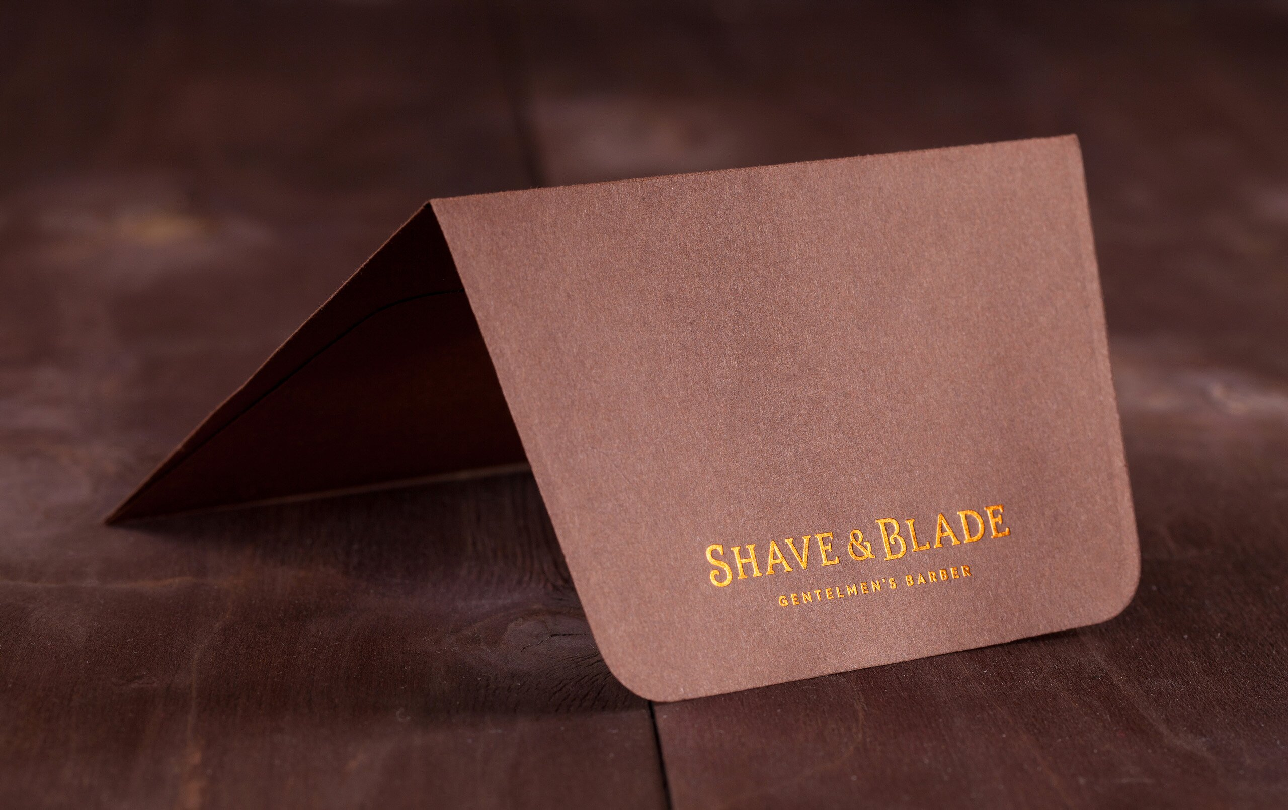 Shave & Blade