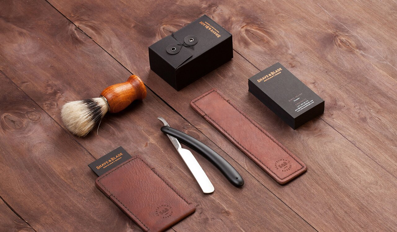 Shave & Blade  by  from theboid.com